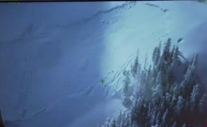 Silver Mountain Avalanche - Jan 2020
