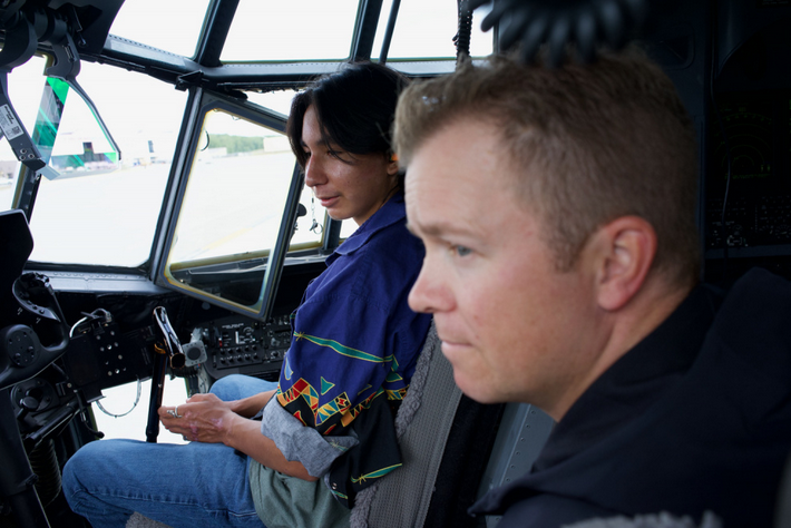 Alaska avalanche survivor meets and thanks Arctic Guardian rescue team